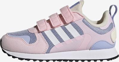 ADIDAS ORIGINALS Sneaker in pastellgelb / flieder / rosa / weiß, Produktansicht
