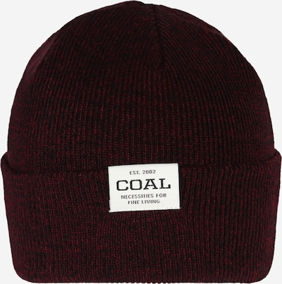 Coal Čepice - tmavě červená, Produkt