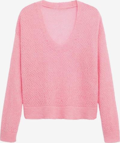 MANGO Sweter 'GERY' w kolorze różowy pudrowym, Podgląd produktu