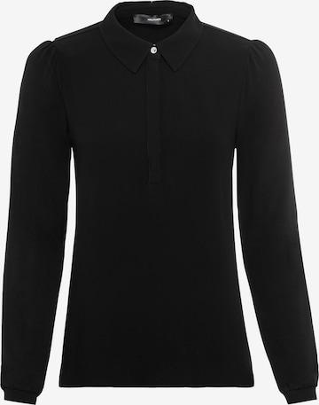 HALLHUBER Shirt in Black