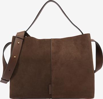 Marc O'Polo Hobo Bag 'Gemma' in Braun