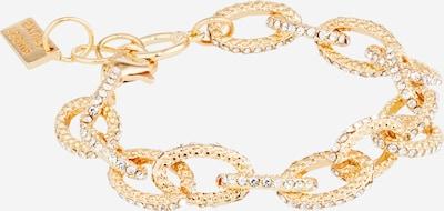 sweet deluxe Pulsera 'Rilinda' en oro / blanco, Vista del producto