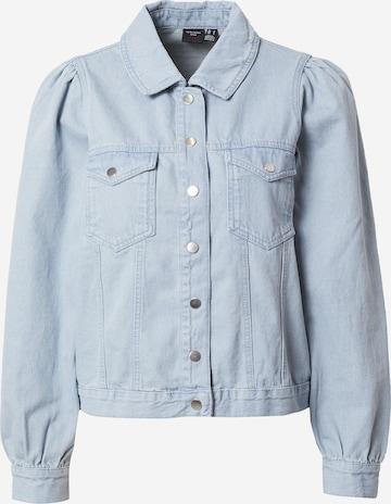 VERO MODA Overgangsjakke 'Daysa' i blå