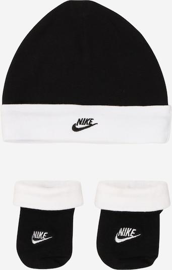 fekete Nike Sportswear Sapka 'NIKE FUTURA HAT/BOOTIE 2PC', Termék nézet