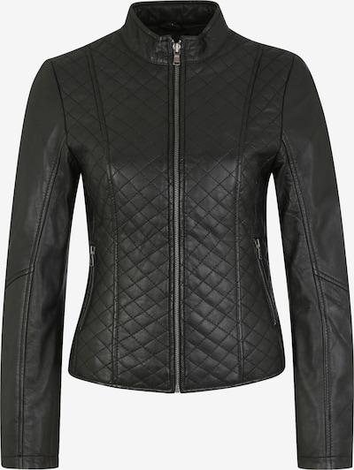 KRISS Lederjacke 'LOUIS' in schwarz, Produktansicht