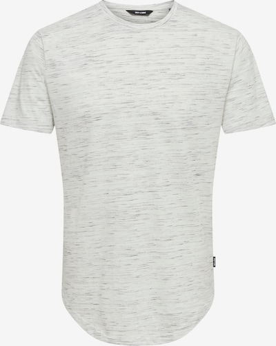 Only & Sons T-Shirt 'MATTY' in weiß, Produktansicht