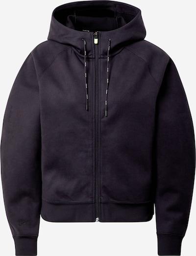 Nike Sportswear Veste de survêtement en bleu foncé, Vue avec produit