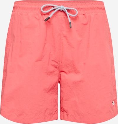 FILA Shorts de bain 'Matteo' en corail, Vue avec produit