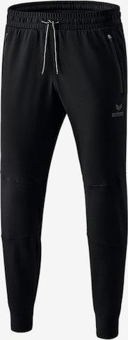 ERIMA Workout Pants in Black