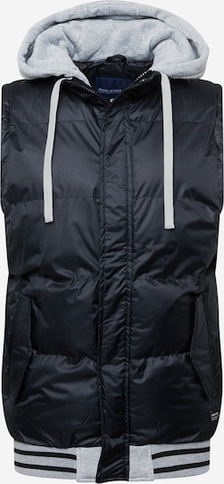 BLEND Bodywarmer in de kleur Grijs / Zwart, Productweergave