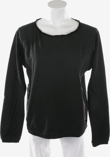 Frauenschuh Sweatshirt  in XS in schwarz, Produktansicht