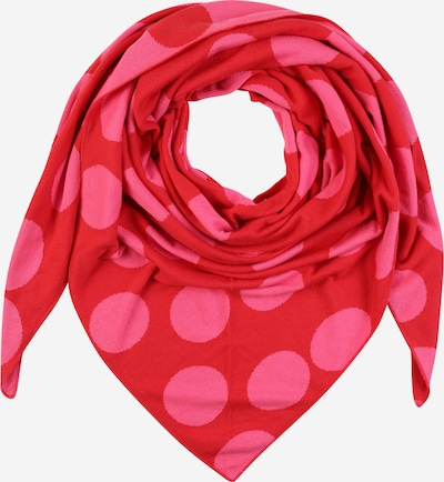 ABOUT YOU Schal 'Aimee Scarf' in pink / rot, Produktansicht