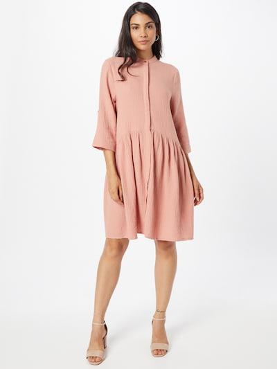 Rochie tip bluză 'Albana' mbym pe roz, Vizualizare model
