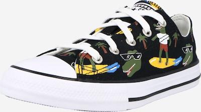 CONVERSE Sneaker in mischfarben / schwarz, Produktansicht