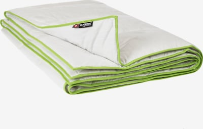 BLACKROLL Blankets 'Recovery' in Light grey / Green, Item view