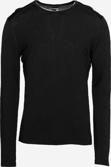 Icebreaker Camiseta térmica en negro, Vista del producto