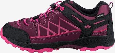 LICO Outdoorschuhe in pink / bordeaux / schwarz, Produktansicht