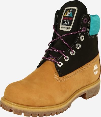 Suvarstomieji batai 'Premium' iš TIMBERLAND , spalva - šviesiai ruda / juoda, Prekių apžvalga