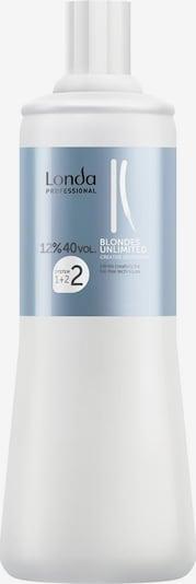 Londa Professional Haarfarbe 'Blondes Unlimited Creative Developer' in blau / schwarz / weiß, Produktansicht