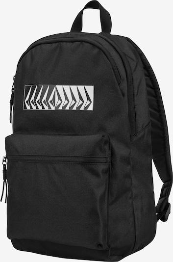 Volcom Rucksack 'Academy' in schwarz / weiß, Produktansicht