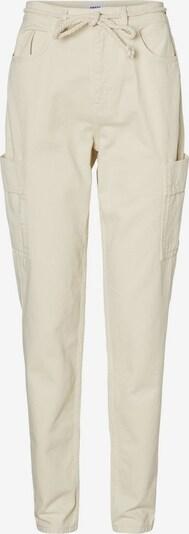 VERO MODA Pantalon cargo en beige, Vue avec produit