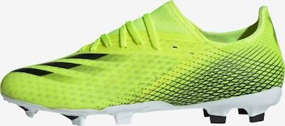 neonsárga / fekete ADIDAS PERFORMANCE Futballcipők 'X Ghosted.3 FG', Termék nézet