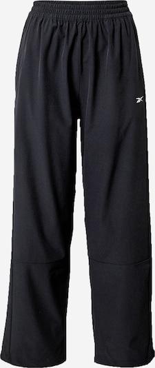 Pantaloni sportivi REEBOK di colore nero, Visualizzazione prodotti