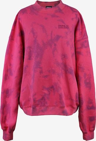 Magdeburg Los Angeles Sweatshirt 'Baggerloch' i rosa