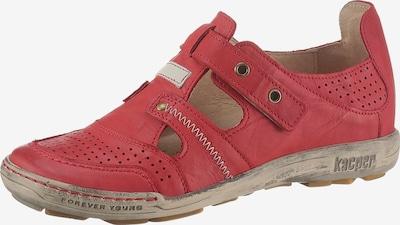 KACPER Slipper in rot, Produktansicht