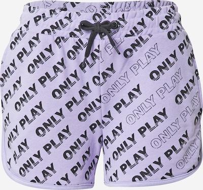 ONLY PLAY Pantalón deportivo 'ADAN' en lila claro / negro, Vista del producto