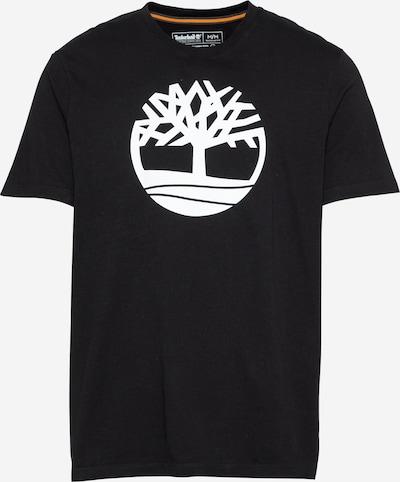 TIMBERLAND Majica u crna / bijela, Pregled proizvoda