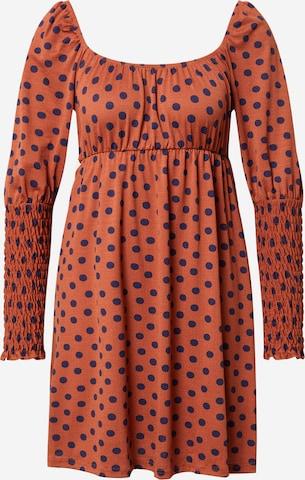 Dorothy Perkins Kleid 'POLKA' in Rot