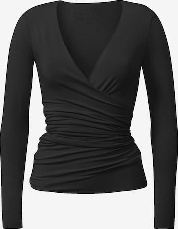 CURARE Yogawear Спортно яке в черно