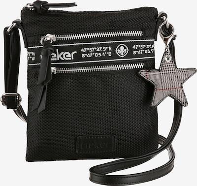 RIEKER Crossbody Bag in Black, Item view