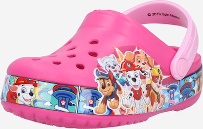 Scarpa bassa 'Paw Patrol' Crocs di colore colori misti / rosa, Visualizzazione prodotti