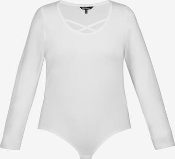 Ulla Popken Body in Wit