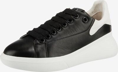 Högl Sneakers Low in schwarz / weiß, Produktansicht