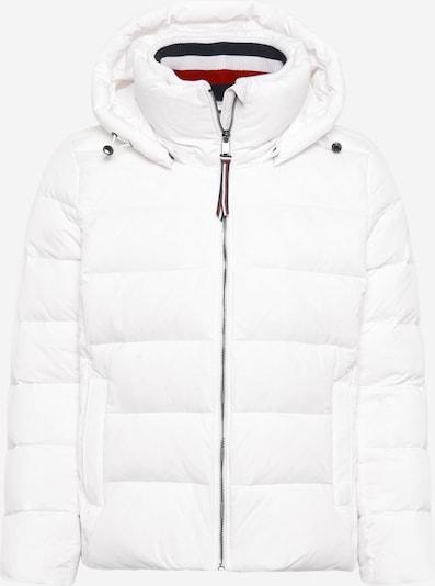 Žieminė striukė 'Global' iš Tommy Hilfiger Curve , spalva - balta, Prekių apžvalga