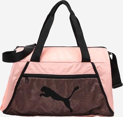 PUMA Sporttasche 'Pearl' in hellpink / schwarz, Produktansicht