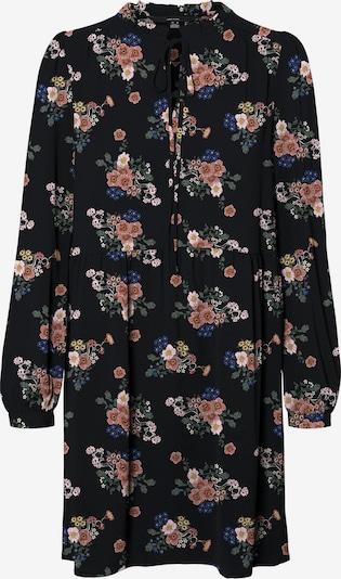 VERO MODA Kleid 'Saga' in mischfarben / schwarz, Produktansicht