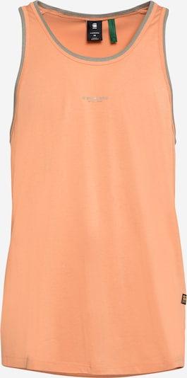 G-Star RAW Tričko 'Lash' - sivá / rosé, Produkt