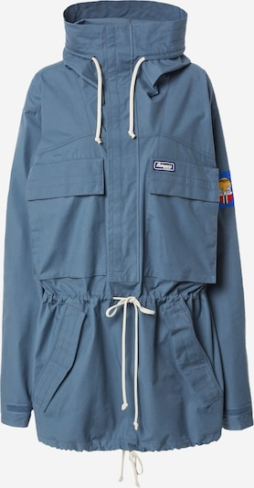 Geacă outdoor Bergans pe albastru porumbel, Vizualizare produs