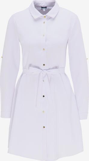 DreiMaster Maritim Blusenkleid in weiß, Produktansicht