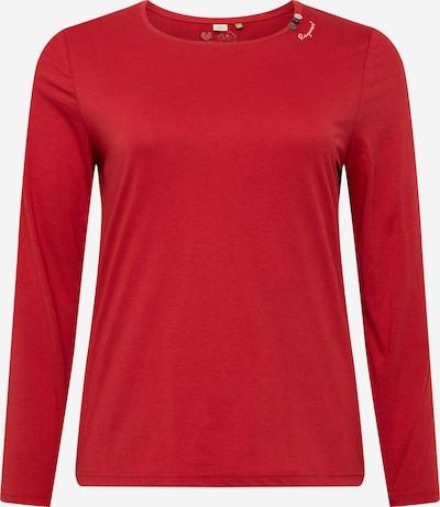 Megztinis be užsegimo 'FLORAH' iš Ragwear Plus , spalva - raudona, Prekių apžvalga