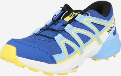 SALOMON Zapatos deportivos 'SPEEDCROSS' en azul / azul claro / amarillo / negro / blanco, Vista del producto
