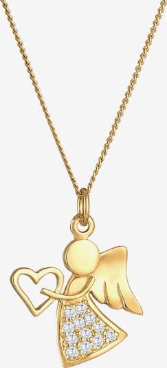 Nenalina Halskette Engel in gold, Produktansicht