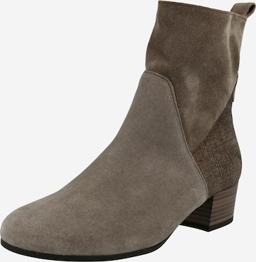 GABOR Ankle Boots in Brown