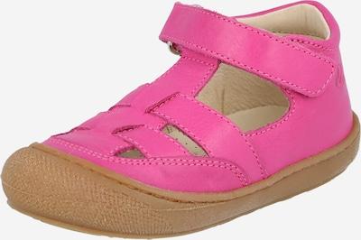 NATURINO Zapatos abiertos 'Wad' en rosa, Vista del producto