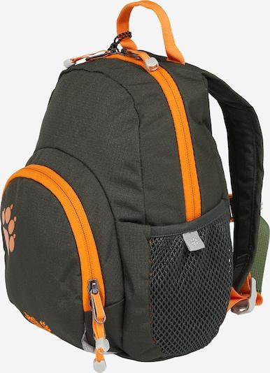 JACK WOLFSKIN Plecak 'Buttercup' w kolorze khaki / pomarańczowym, Podgląd produktu