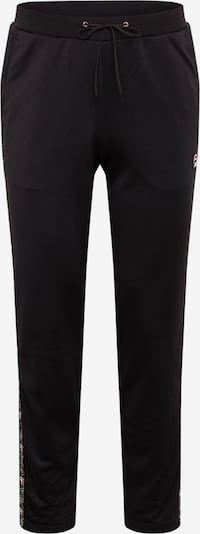 FILA Sportbroek 'Pius' in de kleur Zwart, Productweergave